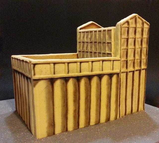 V&A grain silo