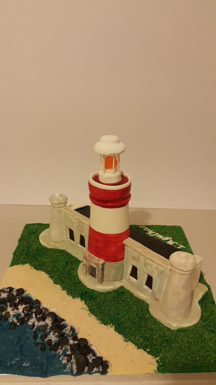 L'Aghulhas light house