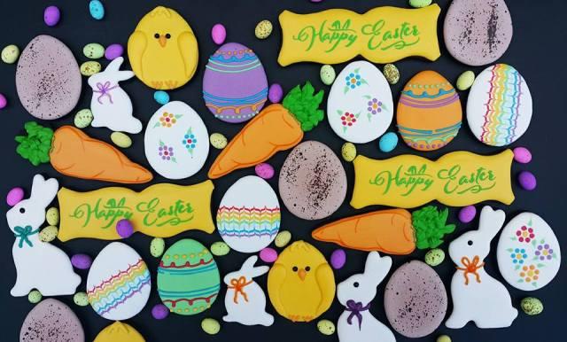 201803 Easter cookies