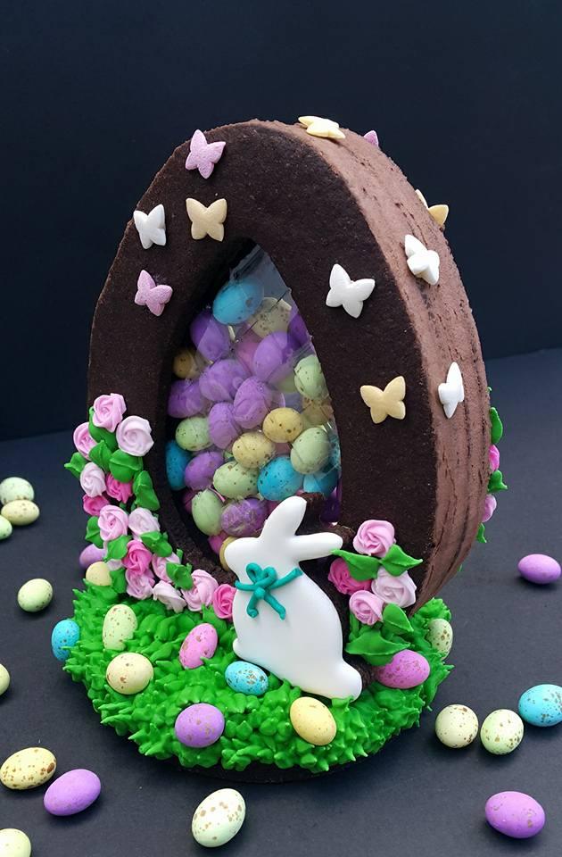 201803 Filled Easter egg