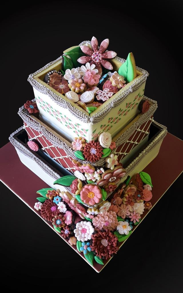 201804 Wedding cake